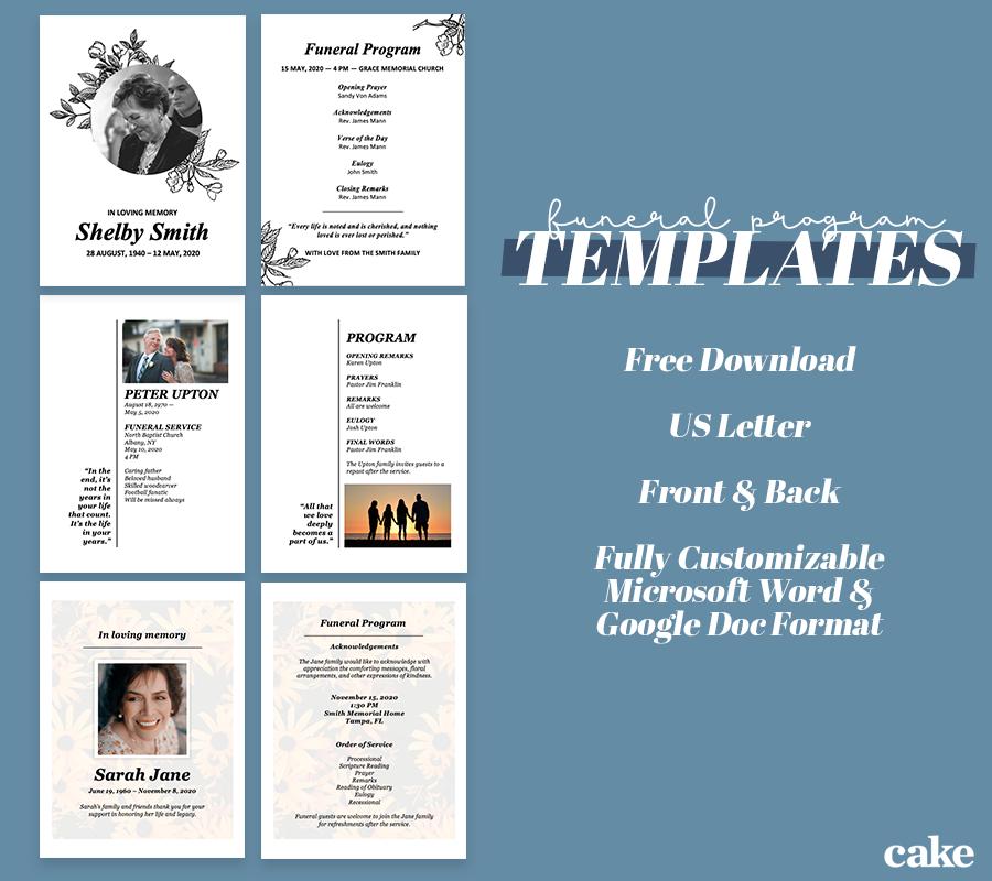 Free Funeral Card Template from cakewebassets.azureedge.net