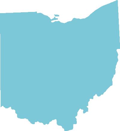 Ohio state graphic